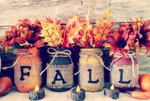 Fall house decorations
