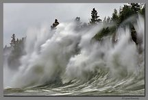 Lake Superior  Storms