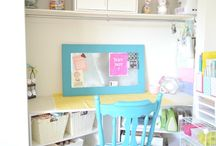 Craft Rooms / by Simply Kierste {Kierste Wade}