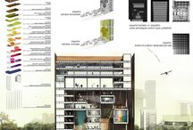 Architecture Presentation Boards