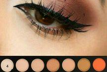 Morphe 35 makeups