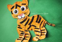 Tiger Scout Crafts