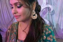 marriage pics dresses makeup jewellery / Family