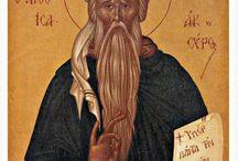 Ορθόδοξοι Άγιοι / Orthodox Saints