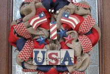 Let's celebrate the land of the free because of the brave / by Kristina Voloch