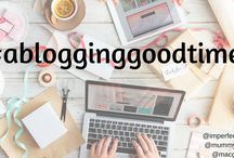 Blogging linkies