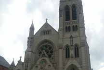 Catholic Churches / This board is dedicated to the best in God inspired architecture. Catholic Churches, Cathedrals