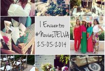 I ENCUENTRO TELVA NOVIAS / Os dejamos unas fotos del Encuentro Telva Novias, al que acudimos de la mano de We Wed, presentando nuestros retratos en  miniatura en joyas y marcos especiales, así como nuestra línea de invitaciones de boda con motivos pintados en acuarela totalmente personalizados.