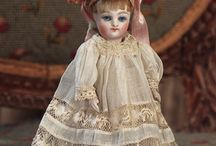 Antique Dolls and Automatons / by Mary Refice