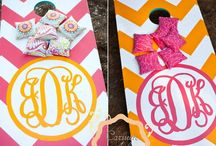 All things Chevron / by Whimsees {personalized gifts}