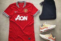 Outfit camisa futbol