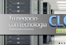 SYP Hosting Server con Tecnología CLOUD / Server con Tecnología CLOUD