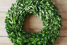 +++ Christmas • Noël / Ideas for a crafty and stylish christmas • Jolies idées et inspirations pour un Noël esthétique et fait main ! Sapin de Noël, guirlandes, décoration de table...
