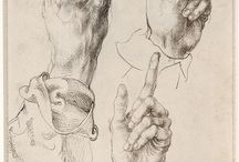 durer&michelangelo drawings