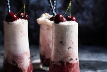 Shake it Up Milkshakes! / It's hot and nothing tastes better than a creamy milkshake. Don't forget the cherry on top!