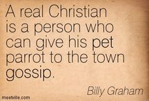 Mr. Billy Graham / by Phyllis Smith