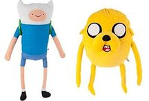 Adventure Time - Perfect Plushies