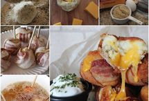 Food & Beverage - Savoury Cooking / The most exhilarating way to create food salty treats
