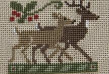 Cross Stitch / Hímzésminták