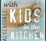 Kids in the Kitchen / We use cooking as a part of our homeschool - teaching boys real life skills they can use!