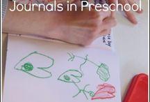 Preschool Literacy / Developmentally appropriate preschool literacy