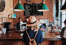 Coffee/Book Shops