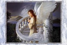 •♥•~ MY HEAVENLY SUPPORT TEAM ~•♥• / Ascended master are great spiritual teachers and healers. They're powerful guides who help us understand our life's purpose and help develop our psychic and manifestation abilities. Our Ascended Masters, angels and guides are messengers from our creator.  / by Claudia Drew-Parker