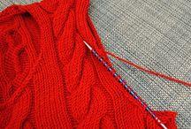 Tejer: técnicas (knit)