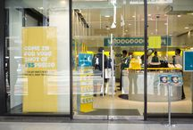 Yespresso - Promotional Activity / Yes Optus store promotional activity  Yespresso