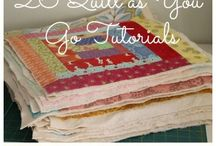 sewing & quilting techniques