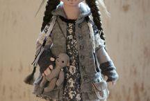 Красивые куколки