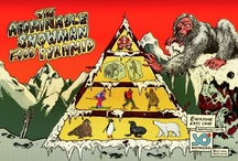 food pyramids / All this food, but what should I eat? Daily requirement differ slightly depending if you're following a Mediterranean Diet, Atkins, Raw Food, Vegan, Zombie, or Swamp monster diet. Here are a few food pyramids and other infographics I've found.  / by Maggie Caldwell