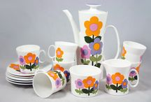 retro tableware / Fabulous retro tableware designs