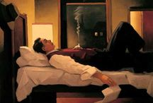 Jack Vettriano / by Rose Bland