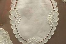 Richelieu Embroidery Vintage Linen