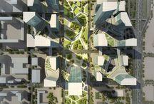 aménagement urbain linéaire