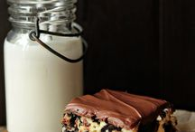 Brownies & Bars *~* / Sweet tooth / by Heather Noble