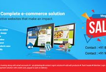 e commerce website developer