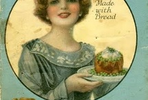 Cookbooks From The Past / Cookbooks / by Nancy Benson