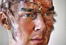 NTL - Frankenstein/Cumberbatch as a monster/