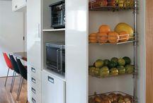Projetos de cozinhas