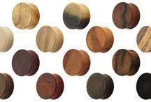Holzplugs / Klasse Holzplugs, sehen nicht nur Gut aus, tragen sich auch gut.