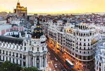 Madrid / Descubre una de las mejores ciudades de Europa, Madrid