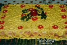 Bolos e tortas salgados de Nancy Neide F