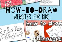 Kids Corner / Ideas for gardening, arts and craft with the kids