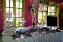 Dessert buffets by Cre8ivecake.com