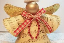 Christmas Decorations / Handmade Christmas Decorations  / by Cheryl Weatherill