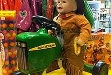 creepy dolls -- a Halloween tribute