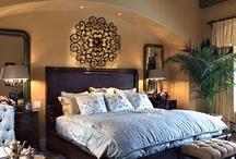 Dreamy bedrooms / by Cathy Jordan
