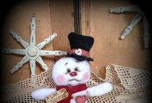 Plush One Of A Kind Dolls